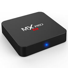 MX Pro Smart TV Box Amlogic S905 Android 5.1 1G / 8G Streaming Media Player Wifi
