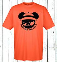 Hakuna Matata Mickey Safari Lion King - Dri Fit Shirt- Disney Animal Kingdom