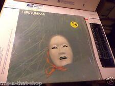 "HIROSHIMA ""Hiroshima"" Original 1979 SHRINK OPEN Fidelity Audiophile Jazz Pop LP"