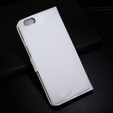 Magnetic PU Leather Stand Wallet Flip Card Case For iPhone 4s 5s SE 5c 6 6s Plus