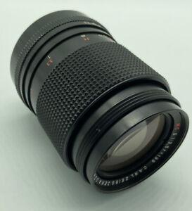Carl Zeiss Jena Professional Camera Lens F-135 Model 126157