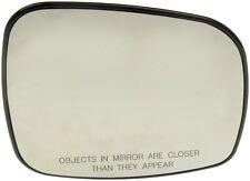 Door Mirror Glass fits 2008-2009 Chrysler Town & Country  DORMAN - HELP