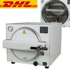 18L 900W Medical Dental Steam Sterilizer Autoclave Pressure Equipment Machine