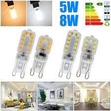 G9 LED 5W 8W Capsule Light Bulb True Replacement For G9 Halogen Light Bulbs