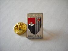 a1 RWDM BRUSSELS FC club spilla football calcio foot pins broches belgio belgium