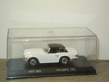 Triumph TR6 - Detail Cars 1:43 in Box *49056