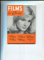 Films in Review  Feb 1962 Yvette Mimieux Olivia De Havilland  MBX98