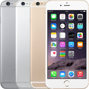 """Apple iPhone 6+ - 16/32/64/128GB All Colours Unlocked Grade A++ """"eBay Certified"""""""