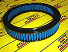 Filtro dell'aria JR Filters Dodge Coronet V8 340 3 2BBL 1970-1972