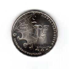 NEW ! 2,5 EURO PORTOGALLO 2009 Lingua Portuguesa