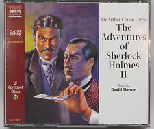The Adventures of Sherlock Holmes Vol. 2 : A Scandal in Bohemia; the Five...