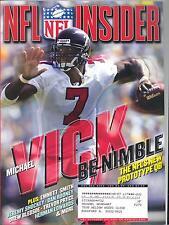 RARE...NFL Insider Michael Vick Atlanta Falcons Magazine November December 2002