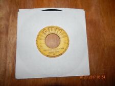 Johnny Cash : I Just Thought You'd Like To Know / It's Just About Time/ Sun 309