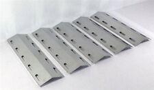 Ducane Gas Grill Heat Plates 5 Burner Meridian Stainless Steel 30500701 *****