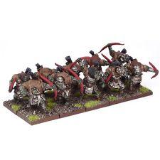 Mantic Games Kings of War BNIB Orc Skulks MGKWO103