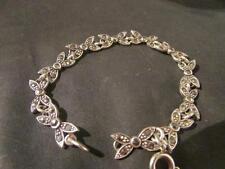 Marcasite Bracelet Art Deco Fine Jewellery