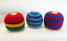 3 - Sipa Sipa Original Crocheted Knitted Footbag