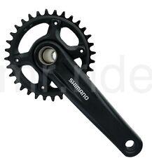 SHIMANO FC-MT610 170mm,32T- 2-PIECE Bike CRANKSET - MTB - 12-speed Black