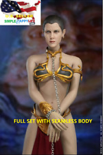 1/6 Scale Star Wars Princess Leia Organa Slave Seamless Figure ❶USA IN STOCK❶
