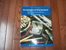 Standard of Excellence Bk 2 Eb Alto Sax By Bruce Pearson, Pre-owned