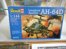 Modelkit Revell Longbow Apache AH-64D on 1:144 in Box