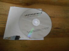 CD Rock Lost Prophets - Fake Of Sound Of Progress (2 Song) Promo disc only