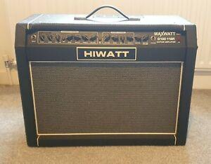 Hiwatt Maxwatt G100 112R, good condition, never gigged, great sound