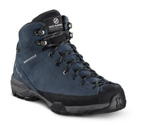 Scarpa Mojito Hike Plus GTX Wanderstiefel blau blue cosmo