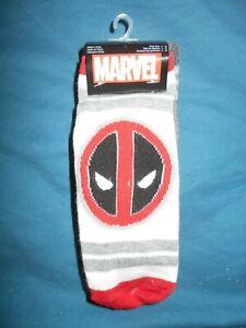 Deadpool 5 Pc Boys 4-10 Socks