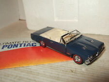 Franklin Mint 1964 Pontiac GTO Lemans Diecast Model in 1:43 scale.