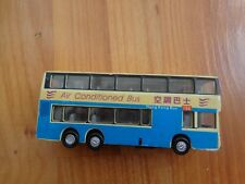 1/87 PEAK HORSE - DENNIS DRAGON HONG KONG AIR CONDITIONED BUS #104 PAK TIN MODEL