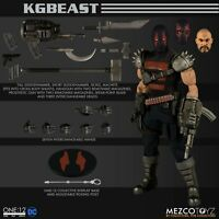 Mezco ONE 12 COLLECTIVE KGBeast 6 inch scale Action figure NEW PRESALE!