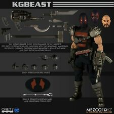 Mezco ONE 12 COLLECTIVE KGBeast 6 inch scale Action figure NEW SHIPPING SOON!