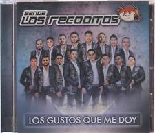 Los Gustos Que Me Doy * by Banda los Recoditos (Latin) (CD, NEW 2017, Fonovisa)