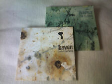 HAVEN - 2 PROMO CD SINGLES - BEAUTIFUL THING / LET IT LIVE