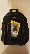 Laptop Backpack Case Logic Notebook Bag Black Computer MacBook New NLB-1