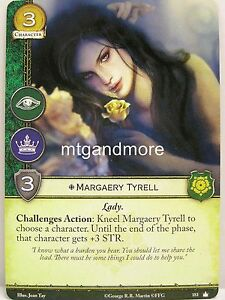 A Game of Thrones 2.0 LCG - 1x Margaery Tyrell  #181 - Base Set - Second Edition