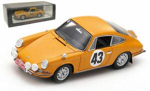 Spark S6605 Porsche 911S #43 Monte Carlo 1967 - Antti Aarnio Wihuri 1/43 Scale