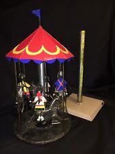 "Felguerez Arte Metal & Paper Mache Sculpture Carousel ""Carrousel"""