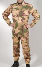 Completo mimetico Desert originale Esercito Italiano Giacca e pantalone NUOVO