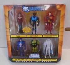 DC Universe: Mutiny in the Ranks Action Figure Set (2009) Mattel New