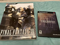 Final Fantasy XII Collector's Edition & Limited Edition Guide, PlayStation 2