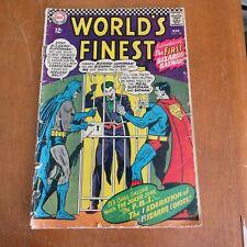1966 DC World's Finest #156 FR/GD 1.5