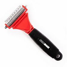 SOLO RAKE - THINNING MANE & TAIL COMB BRUSHES WORLDWIDE SHIPPING ANIMAL COMB