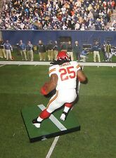 Custom J. Charles #25 RB KC Chiefs Mcfarlane figure