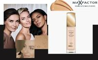 MAX FACTOR RADIANT LIFT FOUNDATION 30ml VARIOUS SHADES