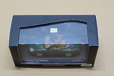 Minichamps 1/43 400 061032 Porsche 911 Carrera Cabriolet (996) - 2001