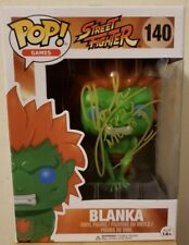 Funko Pop Street Fighter BLANKA Signs Yoshinori Ono at New York Comic-Con 2018