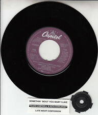 """GLEN CAMPBELL & RITA COOLIDGE  Somethin' 'Bout You Baby I Like NEW 7"""" 45 record"""
