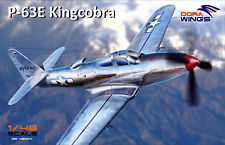 Bell P-63E Kingcobra  (PE parts, mask)   1/48 Dora Wings # 48004 NEW!!!